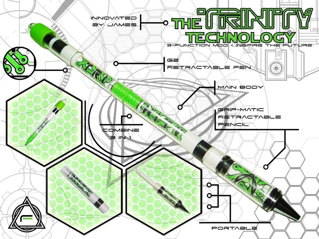 Trinity Mod