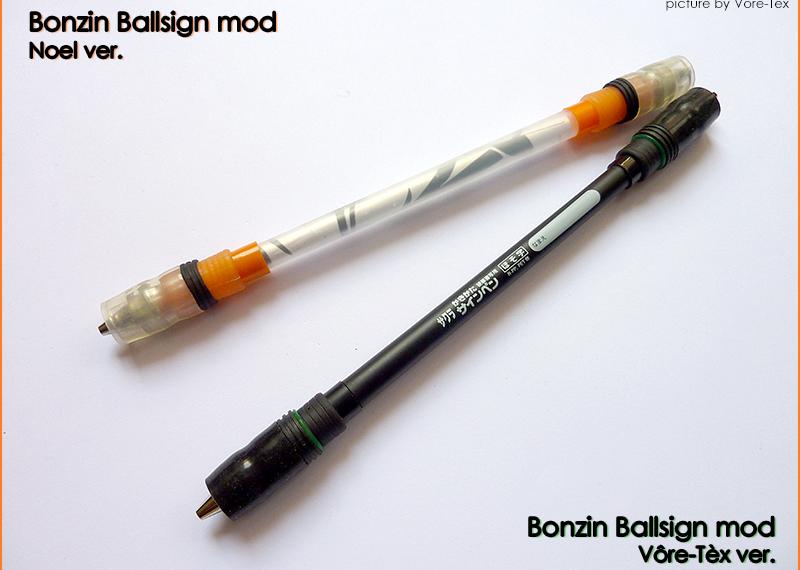 Bonzin Ballsign